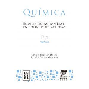 Equilibrio acido/base en soluciones acuosas