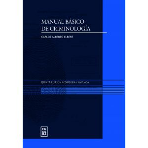 Manual basico de criminologia
