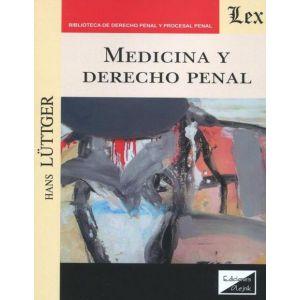 MEDICINA Y DERECHO PENAL