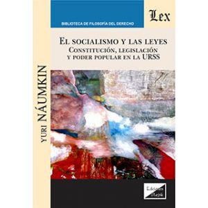SOCIALISMO Y LA LEYES EL