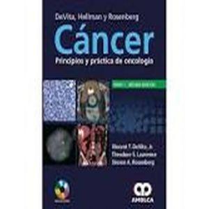 CANCER  PRINCIPIOS Y PRACTICA EN ONCOLOGIA  2 VOLUMENES