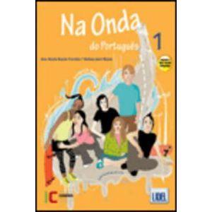 NA ONDA DO PORTUGUES 1+CD