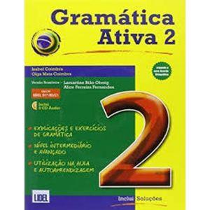 GRAMATICA ATIVA 2 BRAS+CD