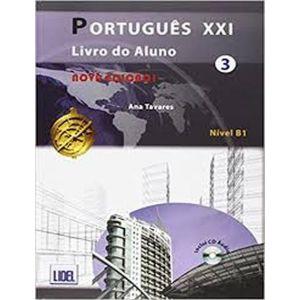 PORTUGUES XXI CADERNO DE EXERCICIOS 3 B1