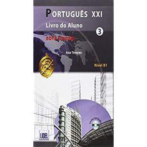 PORTUGUES XXI 3 (LIBRO+EJERCICIOS+CD).NIVEL B1