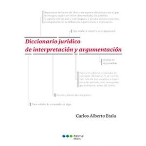 DICCIONARIO JURIDICO DE INTERPRETACION Y ARGUMENTACION
