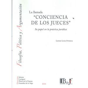 LLAMADA CONCIENCIA DE LOS JUECES LA