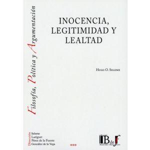 INOCENCIA LEGITIMIDAD Y LEALTAD