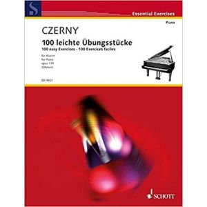 100 ESAY EXERCISES FOR PIANO